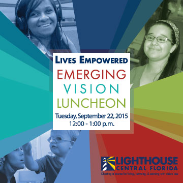 2015 Emerging Vision Luncheon